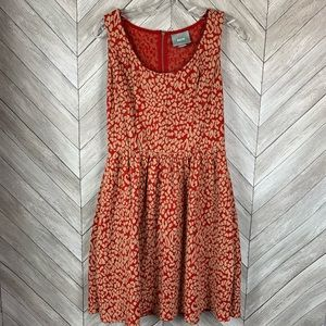 Anthropologie Caldera Maeve dress size medium